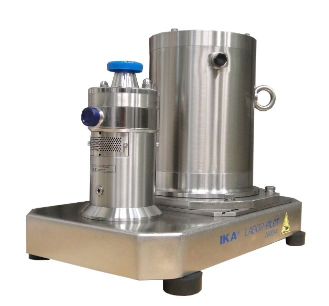 Labor Pilot - Single Stage High Shear Mixer - UTL