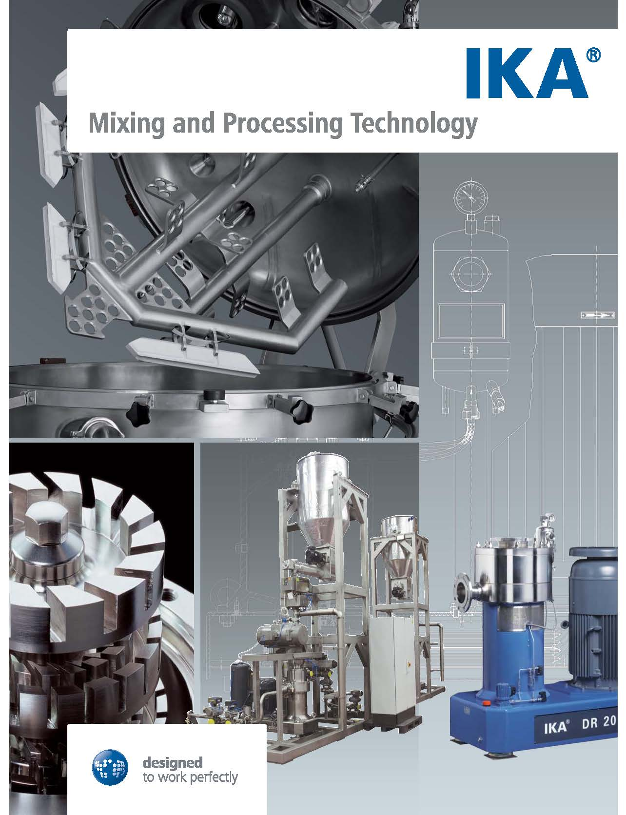 IKA Mixing and Process Technology Image