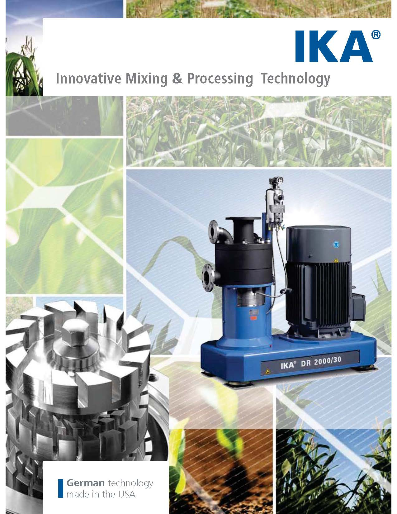 Biodiesel – Innovative Mixing & Processing Technology Image