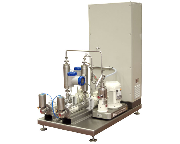Dilution Plant for Lauryl Ether Sulfate
