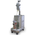 single stage high shear mixer, high shear disperser, inline high shear mixer, inline mixer, emulsions, dispersions