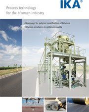 Process Technology for the Asphalt Industry Image